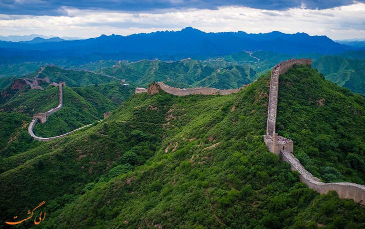 حقایق دیوار چین