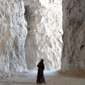 تونل نمکی در گرمسار