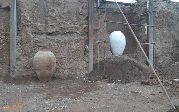 آثار سلجوقی در شهر ری