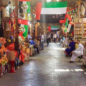 بازارهای فروش عمده در دبی