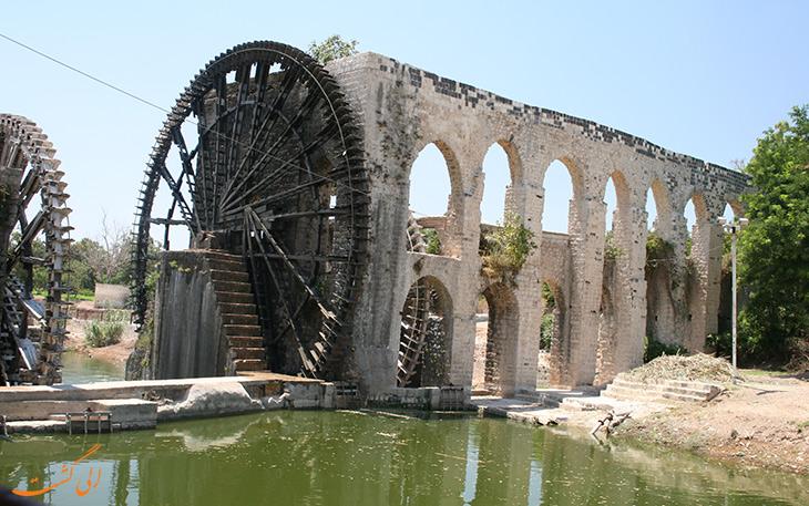 کانال های باستانی
