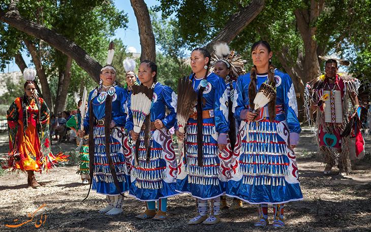 زنان بومی آمریکایی