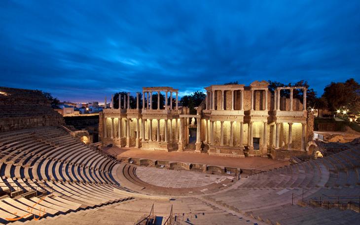 تئاتر رومی مریدا