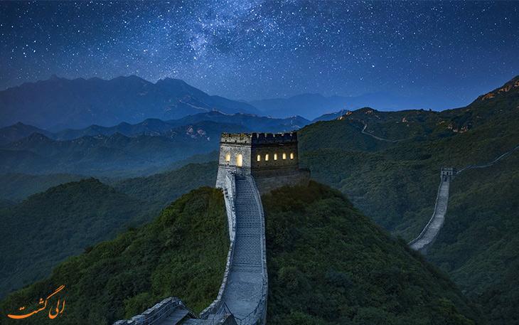 حقایق دیوار چین در خصوص تاریخچه و طول آن