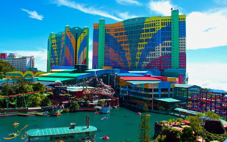 بزرگترین هتل در مالزی
