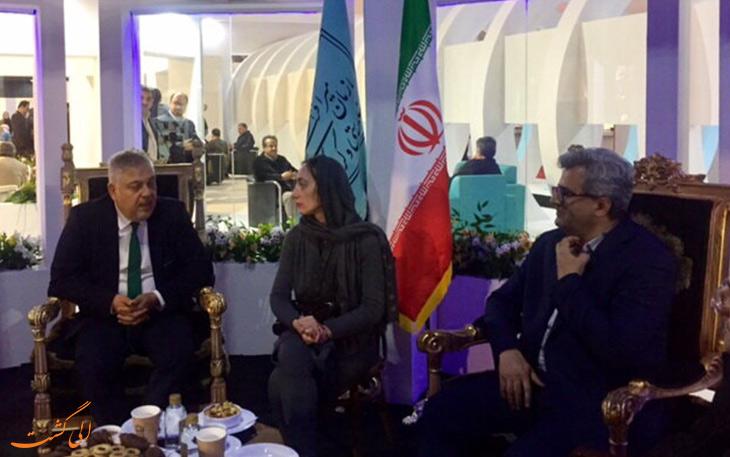 همکاری ایران و بلغارستان