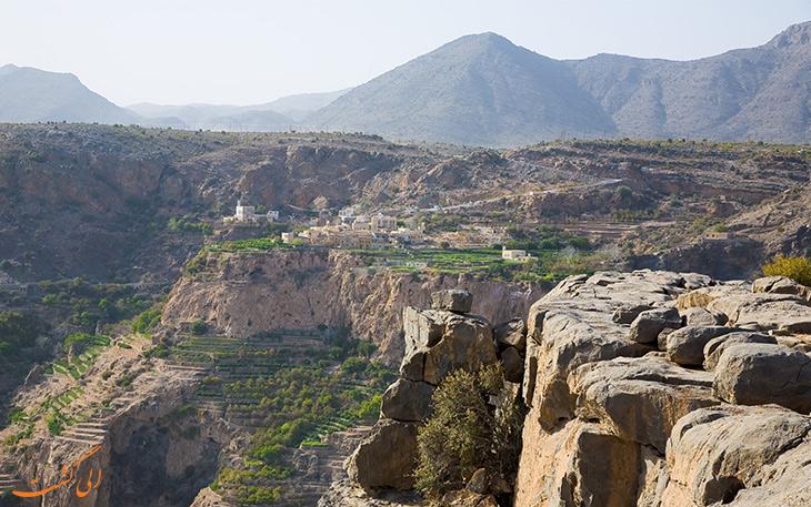 جبل اخدار