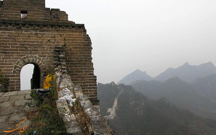 حقایق دیوار چین در مورد برج و باروهای آن