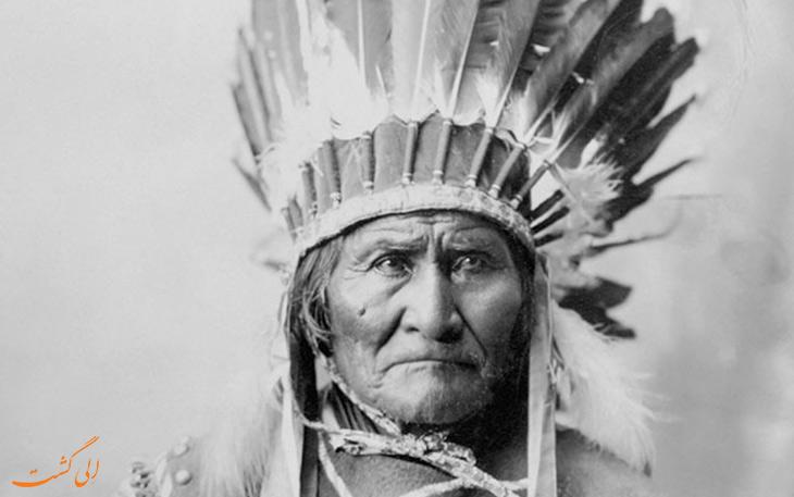 گرونیمو که کمک بسیاری به بومیان کرد