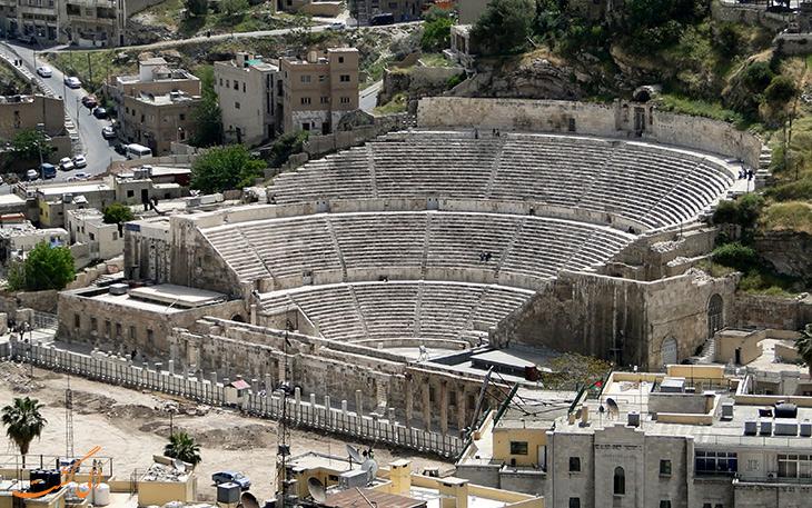 تئاتر رومی آمان