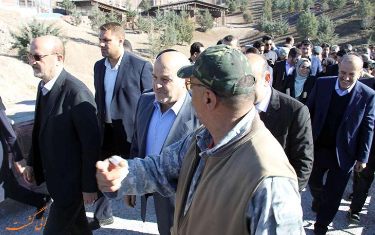 افتتاح سافاری پارک در قزوین