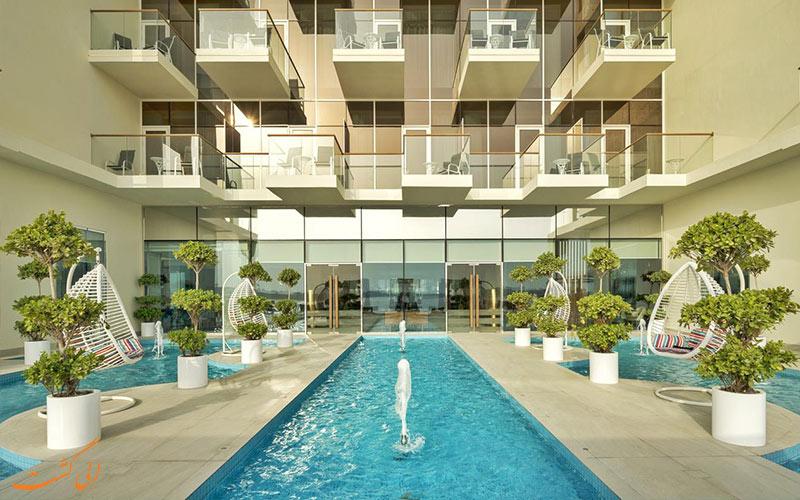 هتل رویال سنترال پالم دبی-Royal Central Hotel - The Palm