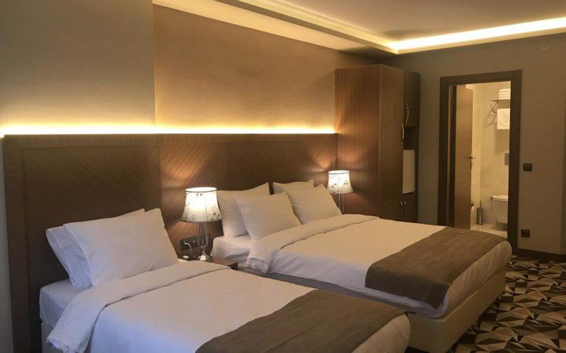 امکانات اتاق های هتل کاج هتل استانبول