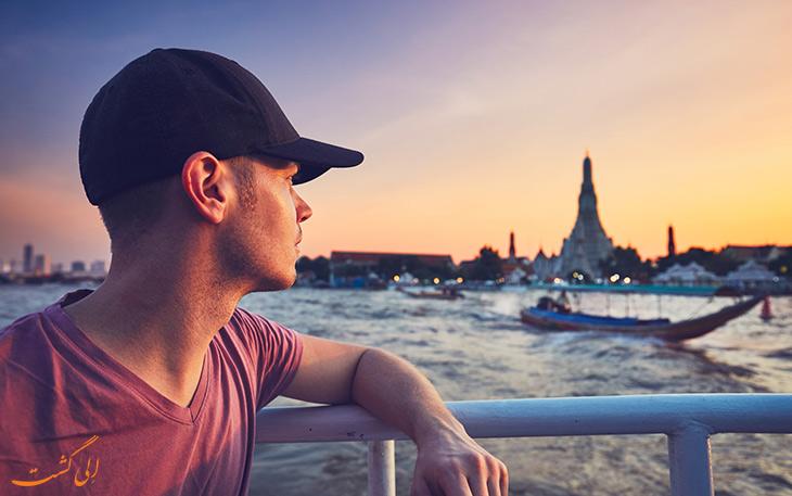 دریافت ویزای تایلند