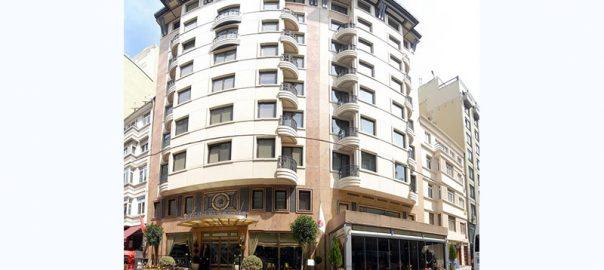 معرفی هتل سنترال پالاس استانبول | 4 ستاره