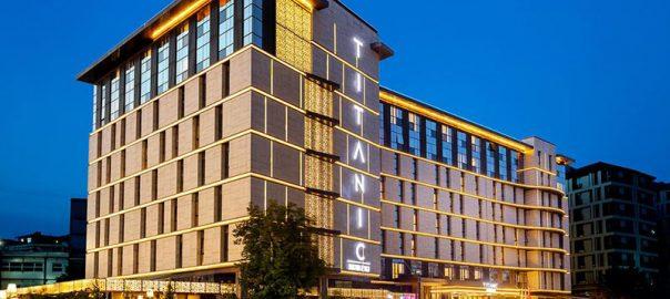 معرفی هتل تایتانیک داون تاون بیوقلو استانبول