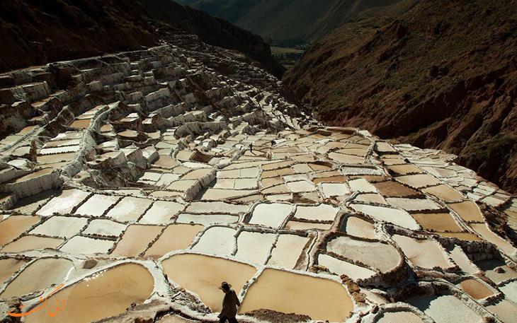 ماراس، پرو