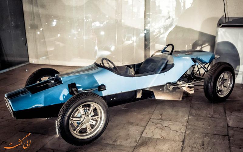 موزه ی خودرو کاخ نیاوران | Car Museum of the Niavaran Palace