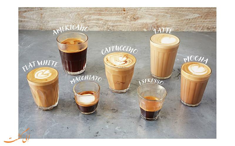 قهوه ی اسپرسو   Espresso
