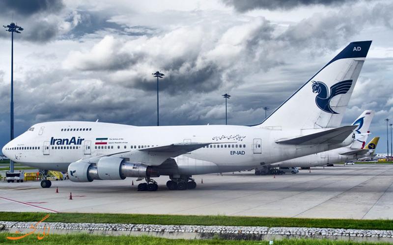 الحاق سه فروند هواپیما به ناوگان ایران ایر