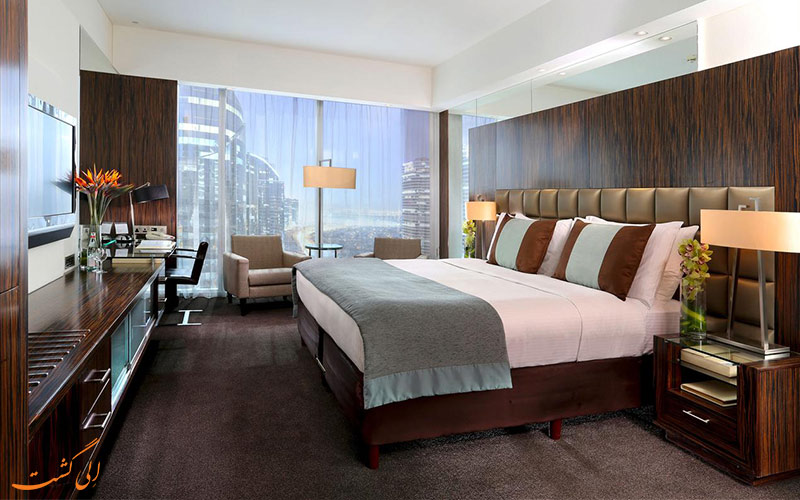 انواع اتاق های هتل بونینگتون دبی