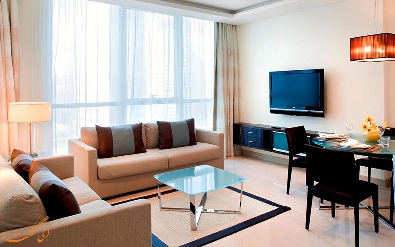 امکانات اتاق های هتل بونینگتون دبی