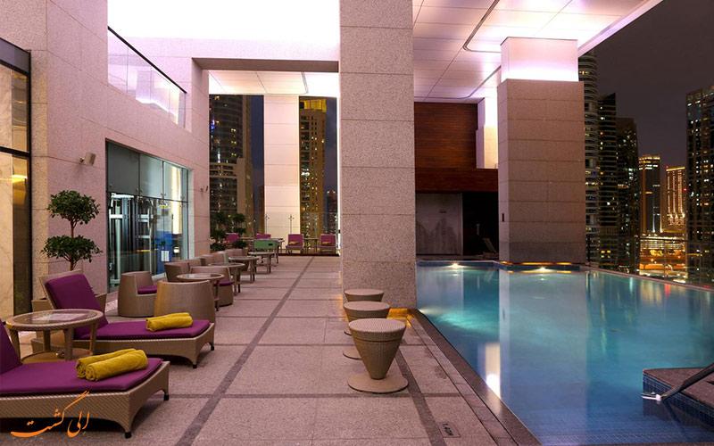 امکانات تفریحی هتل بونینگتون دبی