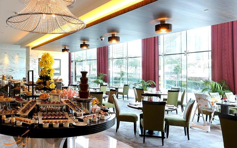 رستوران هتل بونینگتون دبی