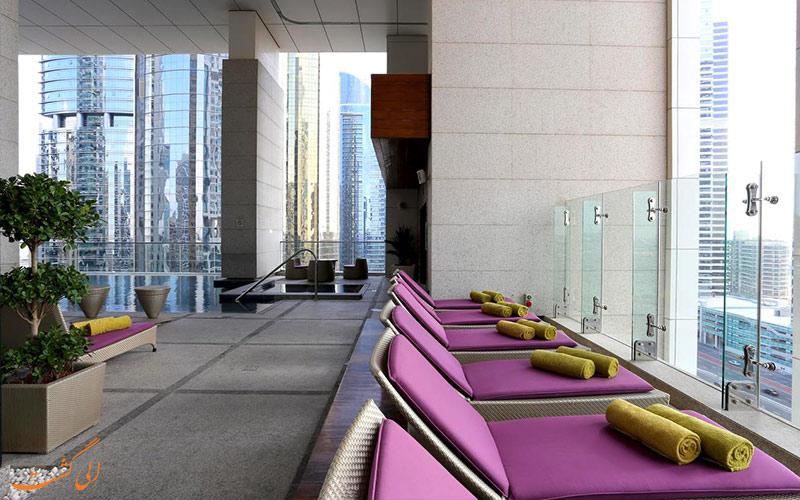 خدمات رفاهی هتل بونینگتون دبی