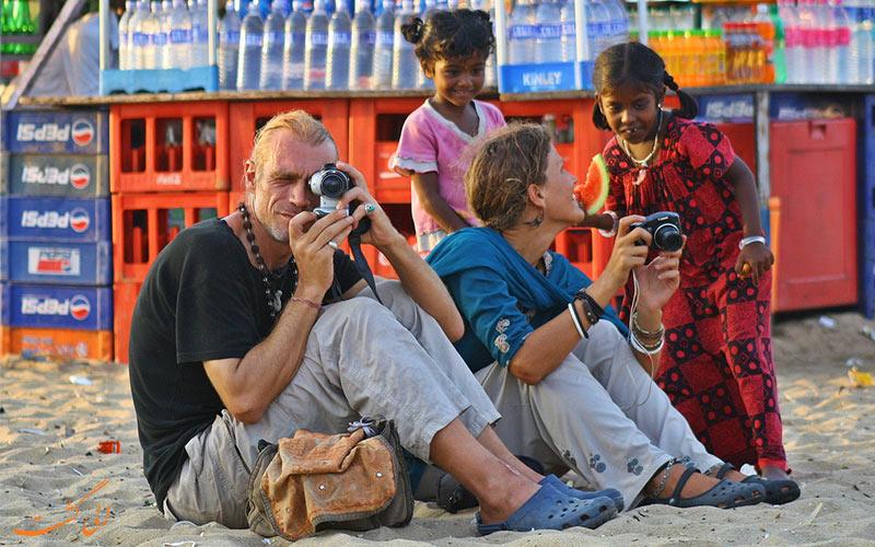 توصیه های مسافران برای سفر به هند-توریست