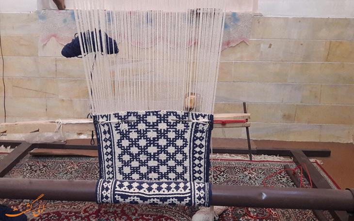 زیلو صنعت قدیمی ایران