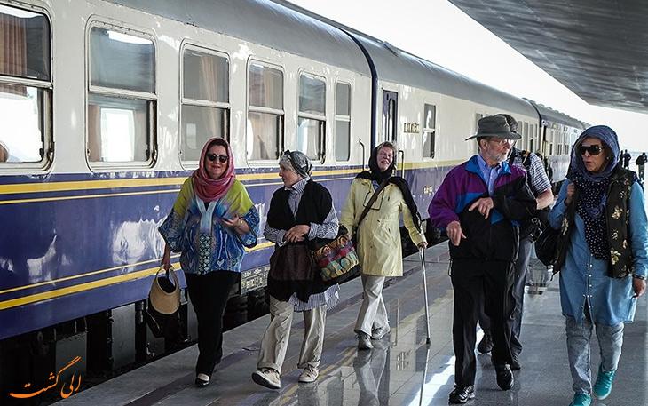 ایستگاه های قطار گردشگری لرستان