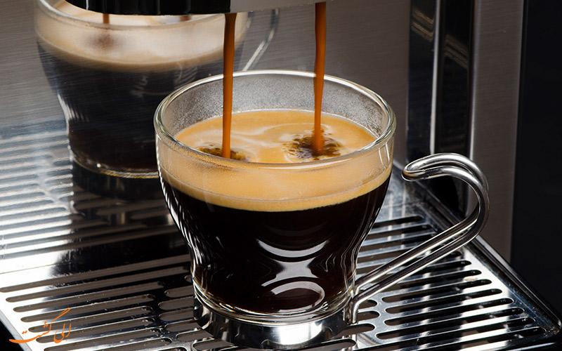 فرق اسپرسو با قهوه