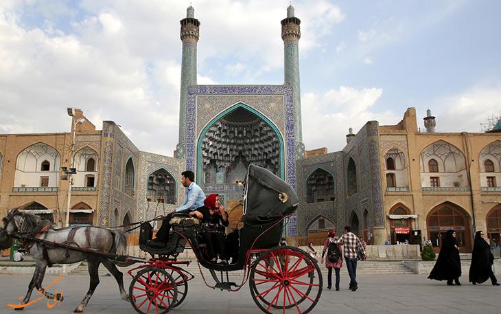 سفر چینی ها به ایران در سال نو