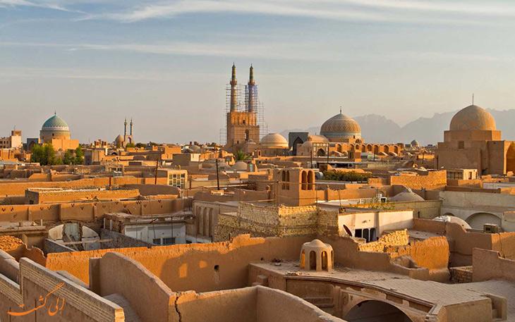 کاهش تخریب آثار تاریخی یزد با ثبت جهانی