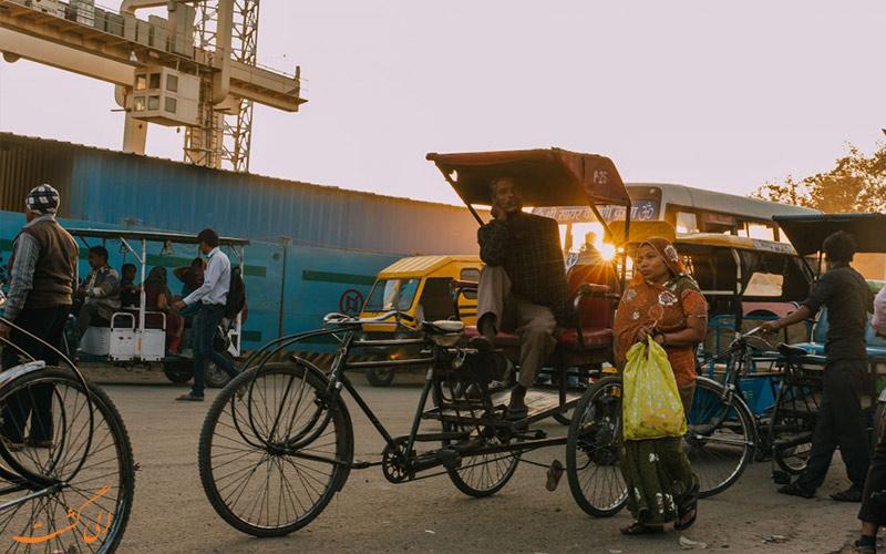 توصیه های مسافران برای سفر به هند-شلوغی هند