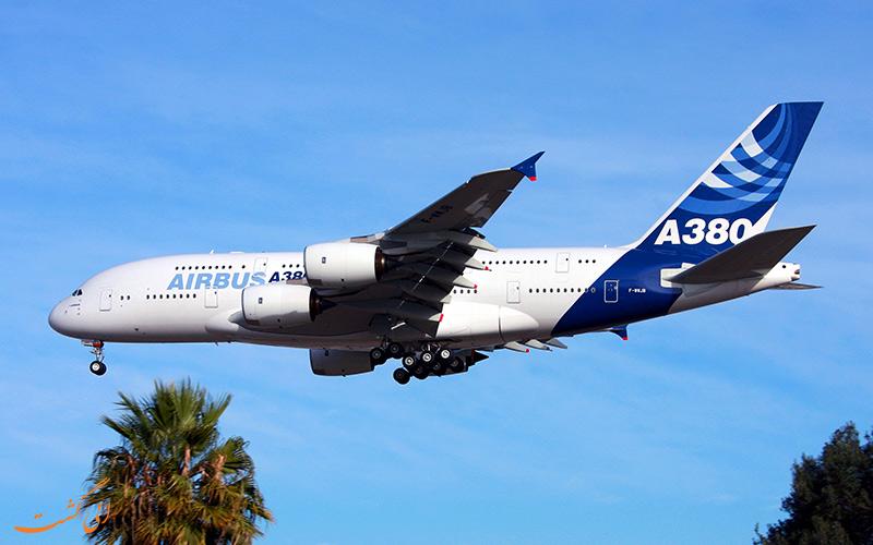 توقف ساخت بزرگ ترین هواپیمای جهان