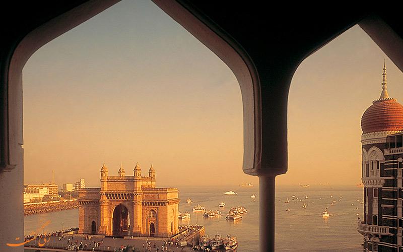 هتلی در بمبئی