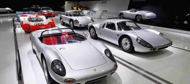 موزه ی پورشه یا بهشت ماشین بازها؟!
