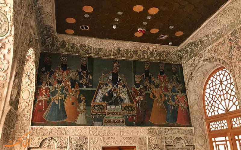 کاخ سلیمانیه   Pearl Palace