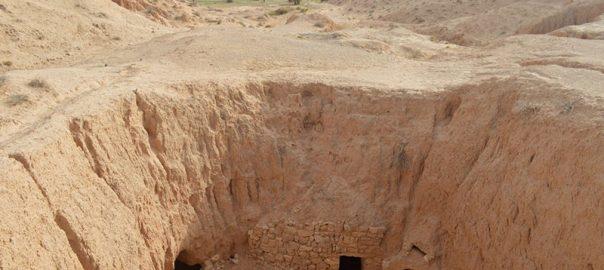 آخرین روستای زیرزمینی دنیا!