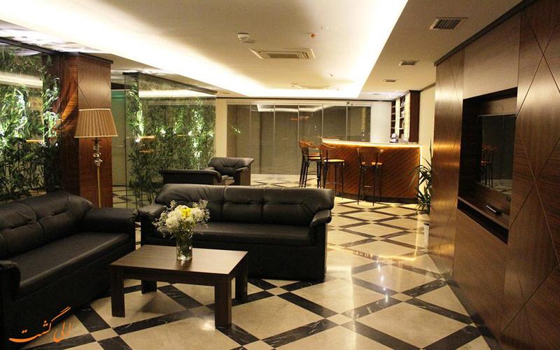 امکانات تفریحی کاج هتل استانبول