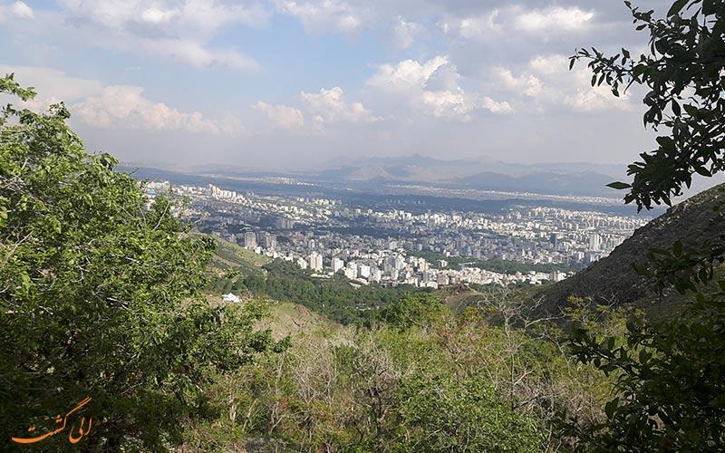 تاریخچه ی پارک جمشیدیه