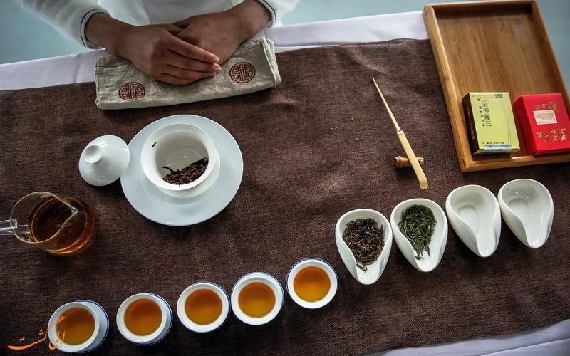 نمایشگاه چای