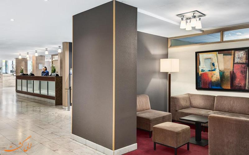 هتل ان اچ بروکسل لوئیز | NH Brussels Louise