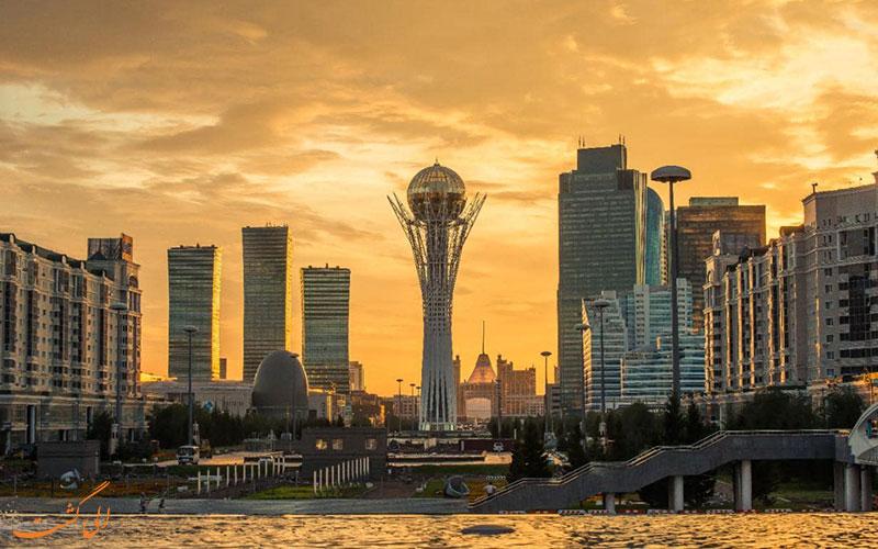 ویزای قزاقستان-نکات سفر به قزاقستان