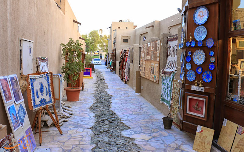 محله بستکیه دبی-محله قدیمی