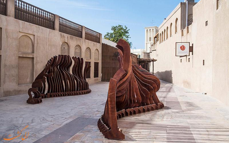 جشنواره های هنری-محله بستکیه دبی