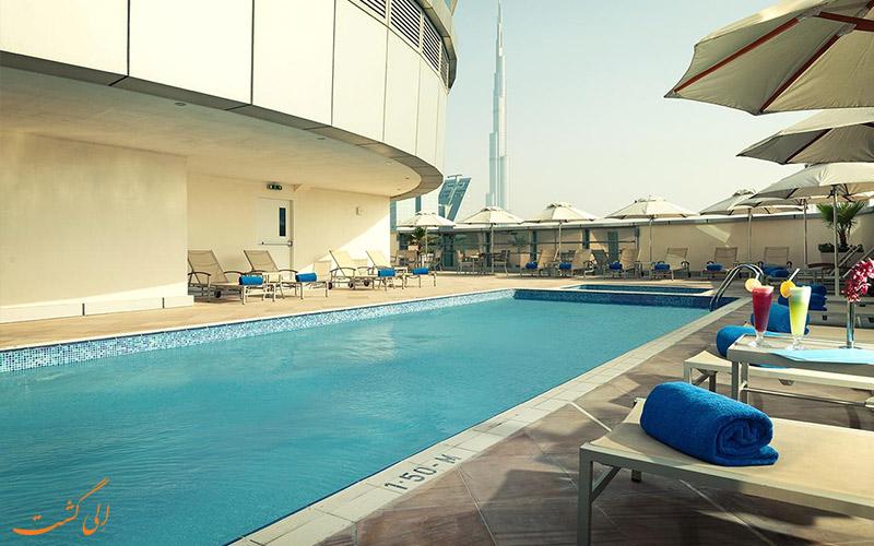 امکانات تفریحی-هتل کارلتون داون تاون دبی