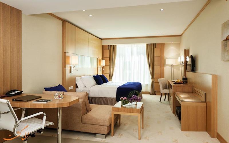 امکانات سوئیت-هتل کارلتون داون تاون دبی